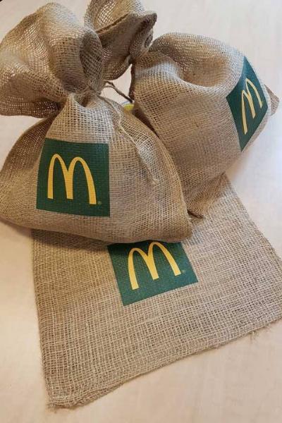 Tasjes bedrukken MacDonalds